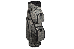 Courier Digital Camo Cart Bag