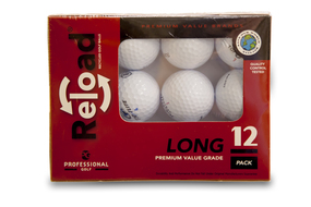 Reload Golf Balls