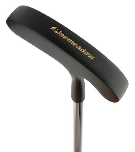 Black Zinc Style 103 Putter
